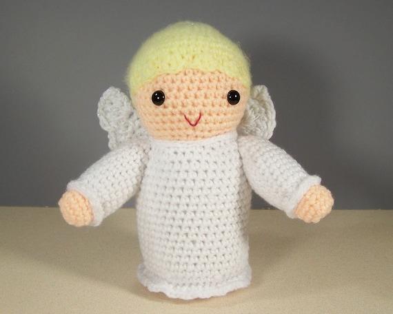 Baby Amigurumi Crochet : Baby Angel amigurumi crochet