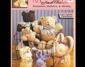 Bunnies, Babies, and Bears - Easy to Make from Socks - Booklet