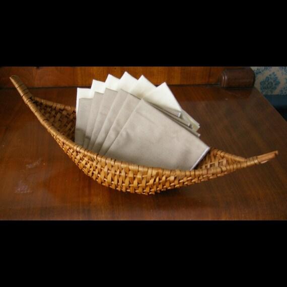 PAPERLESS TOWELS Large Reusable Cloth Towels Napkins U Pick Colors or Prints Set of 12
