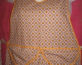 Funky 1920s style Vintage Apron for special orders