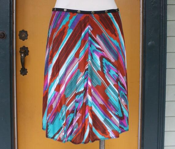 My Favorite Snap Around Skirt