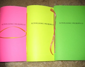 ECTOPLASMIC NECROPOLIS by multiple poets