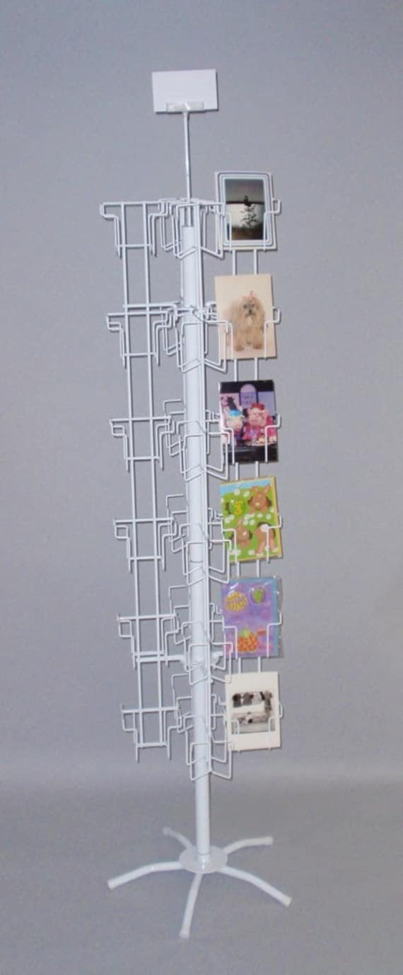 Note Greeting Card Display Rack 48 Pockets By Buynow1photo