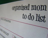 Essential To Do List  - Printable PDF - Om Organized Mom