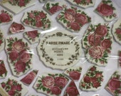 FARBERWARE ROSE TILES, Rims and Focals