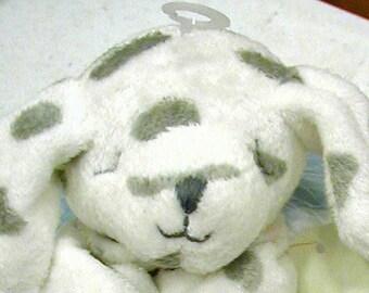 Dalmation Baby Blankie/Monogrammed Lovie/Angel Dear/Personalized Blankie/Security Blanket/Baby Blankie Gift/Animal Blankie