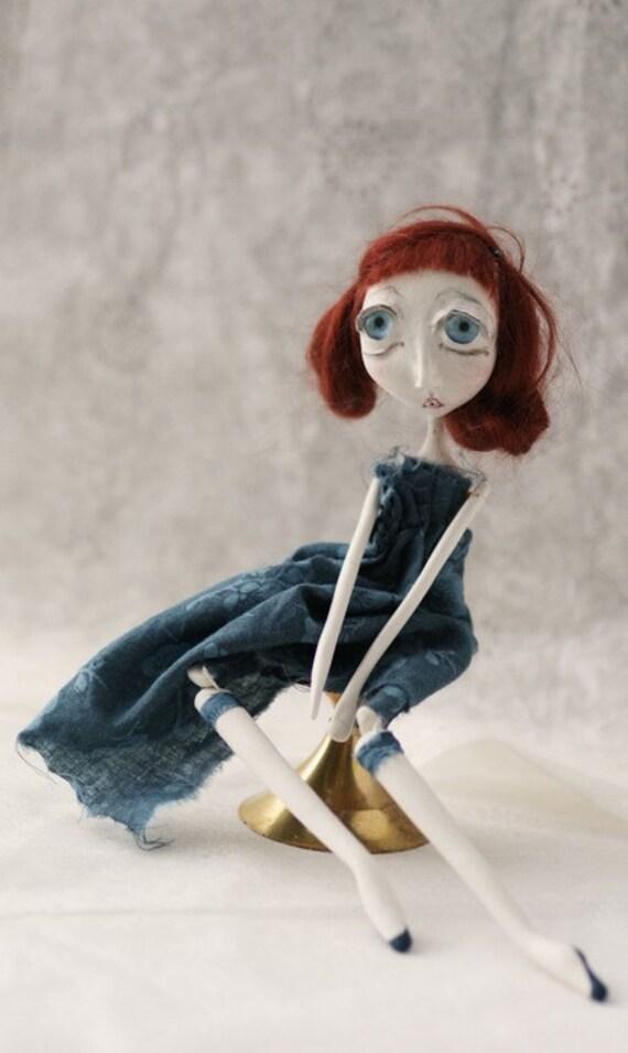 Petra - Art Doll