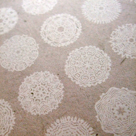 Doilies Card 4 Pack