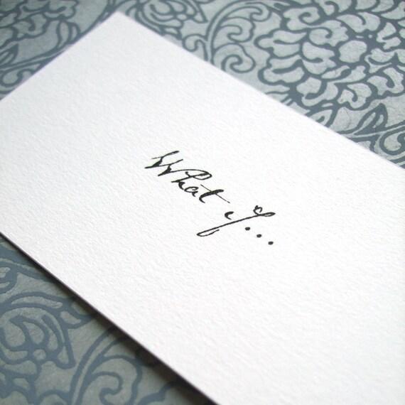 Little Reminders PTII - Heartfelt Messages