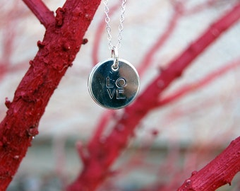 Mother's LOVE Locket Necklace
