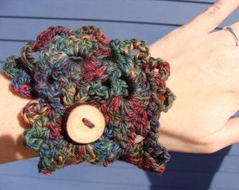 northwest forest organic lace cuff