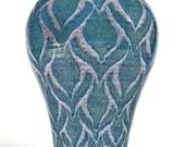 Hand Tossed Modern Glazed Vase