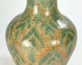 Sacred Handcrafted Vase