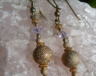 Stardust Dangle Earrings