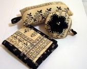 Sewing Accessories Trio Sampler Fabric