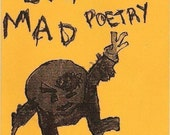 Big Bad Mad Poetry - chapbook, zine