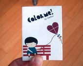Colorin-in mini book  -  zine  -
