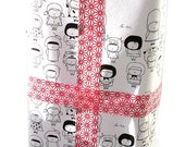 SALE Two wrapping tissue paper set