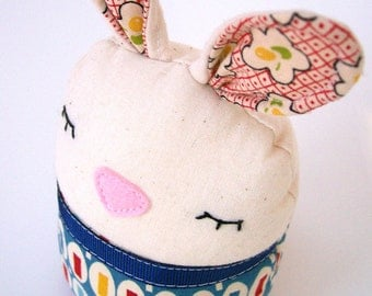 Sewing Pattern PDF - Scrappy Rabbit