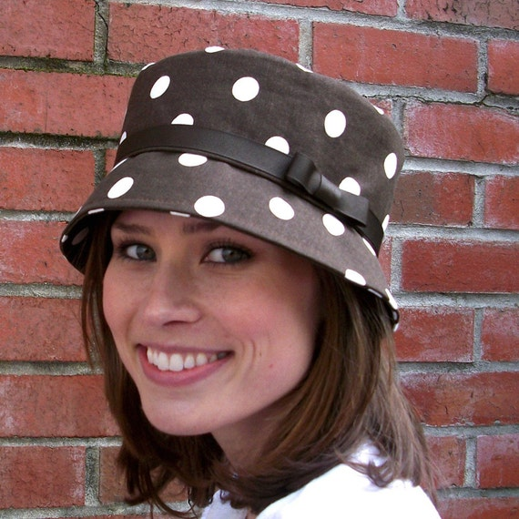 Cloche Hat - Dottie