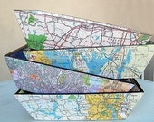 Custom Map Tray - Large