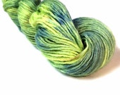 Green Leaves Upcycled Yarn