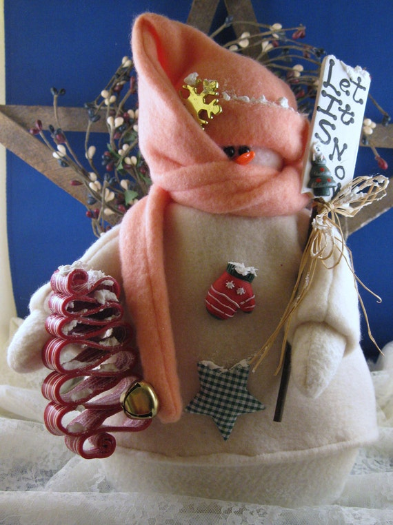 Christmas Holiday Decoration Chilly Bill Snowman