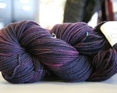 Blackcurrant - Heritage Wool : Erin (HERITAGE ERIN SALE) (Free Shipping)