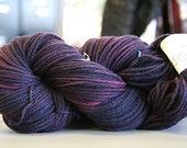 Blackcurrant - Heritage Wool : Erin (HERITAGE ERIN SALE) (Free Shipping)