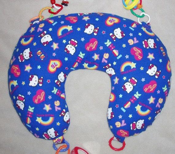 Hello Kitty boppy pillow cover