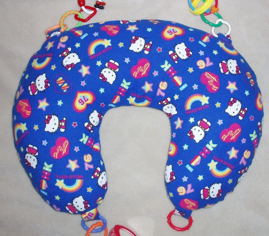 Hello Kitty Cuddle Pillow: Hello Kitty Boppy Pillow Cover
