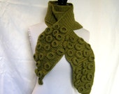 PATTERN Tentacle Scarf