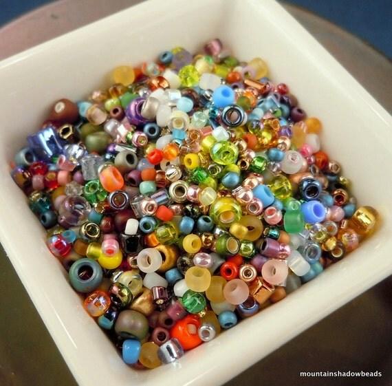 Toho Japanese Seed Beads Mix 20 grams