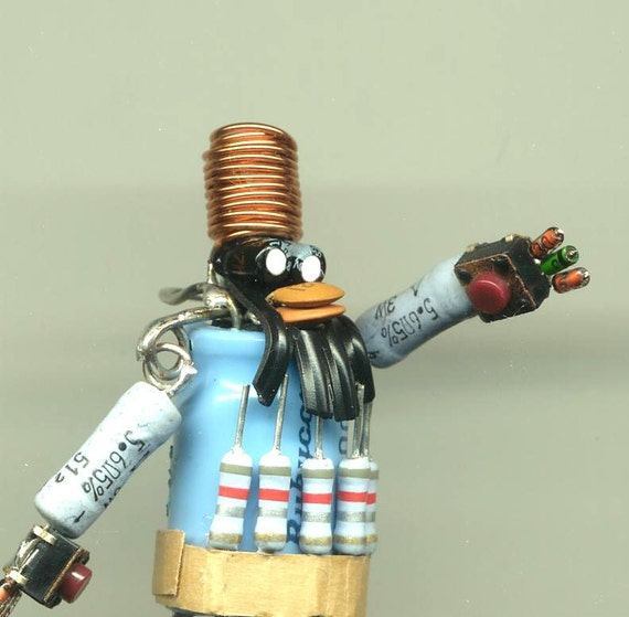 Most Amazing Art of Using Capacitor