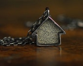 This Way Home Pendant - Stardust