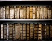 Antique books II, Prague.