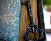 Blue book and key - rogerjporter