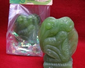 Cthulhu soap sculpture - may cause insanity and turn hands green