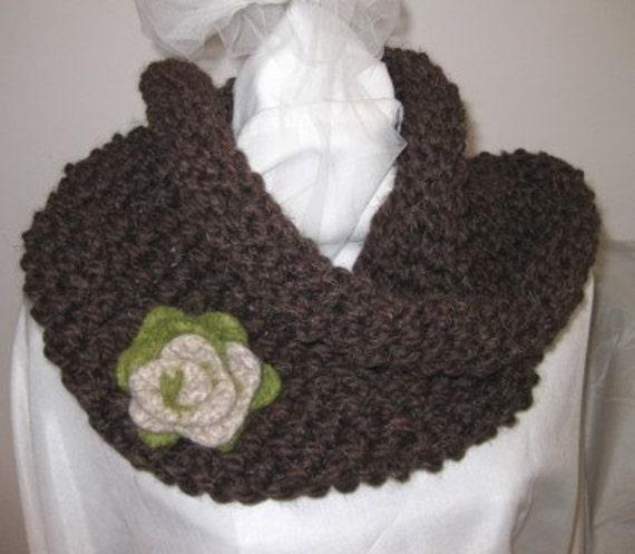 Items similar to Easy Knitting Pattern for Oversized Cowl / Capelet / Neckwar...