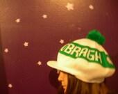 Erin Go Bragh Brimmed Beret Hat