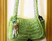 Quick and Easy Boho Purse (crochet pattern)