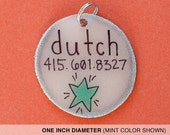 The Dutch Pet Tag, Personalized