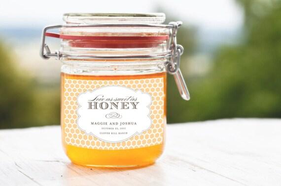 Superb image intended for honey jar labels printable