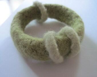 Green on Green Bracelet