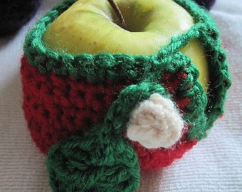 Akua's Cosy Apple Cozies Pattern