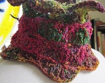 SunRays NeckWarmer Crochet Pattern