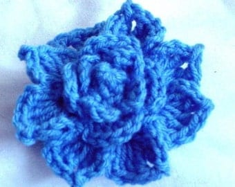 Akua Twirl Rose and Variations Pattern
