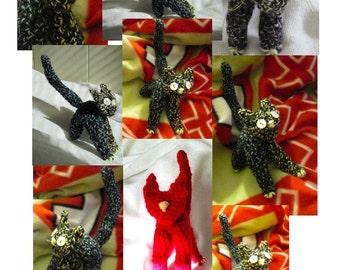 Aviva Cat Crochet Pattern