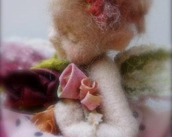 Amantia Mushroom Baby Fairy