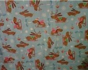 Dog or Penguin or Patriotic Receiving Blanket
